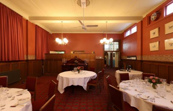 function of dining room | Function Venues Geelong - Geelong Club: Main Dining Room